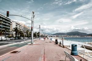 Nizza Stadt Sightseeing Mittelmeer Reisebericht Reisen Blog Promenade