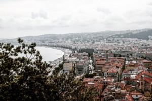 Nizza Stadt Sightseeing Mittelmeer Reisebericht Reisen Blog Aussicht