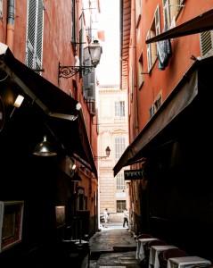 Gassen in Nizza reisen Europa Reiseblog blogger