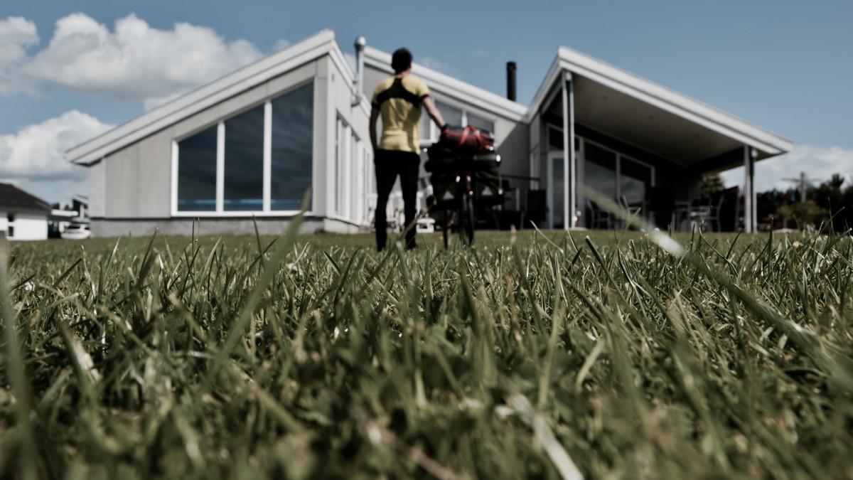 Fahrradtour Dänemark 1000km mehrtägige mehrwöchige Fahrradtour Planung Ferienhaus