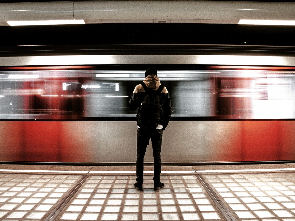 Metro Amsterdam U-Bahn Citytrip captainjonas travelblog reiseblog blogger maleblogger